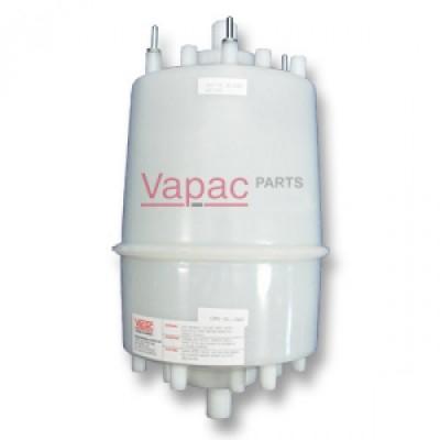 Очищаемый выпарной цилиндр Vapac CC3HS-3WA
